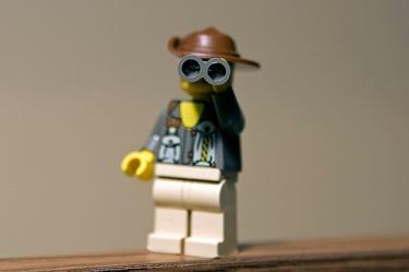 Legos Man
