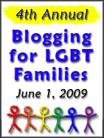 Blogging for LGBT Families 2009