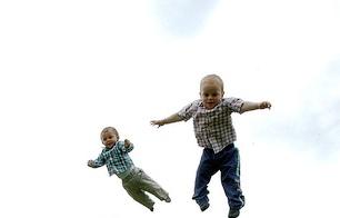 Flying Babies